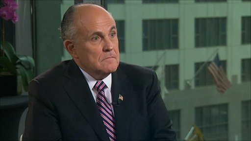 Rudy Giuliani, Former Mayor of New York City