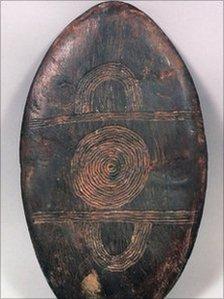 Sacred Aboriginal stone