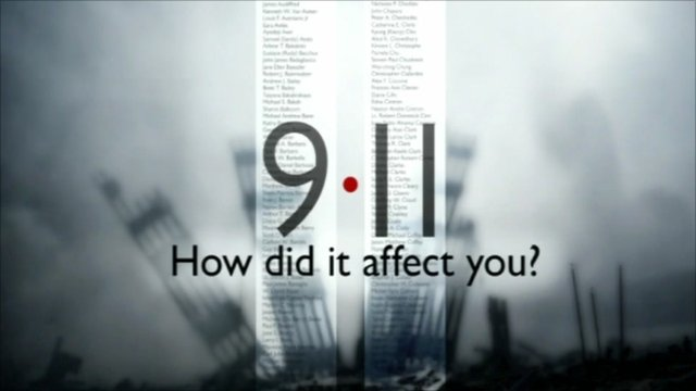 Affectingyou: 9/11 10th Anniversary: How Did It Affect You?