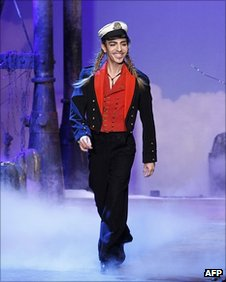 John Galliano, file pic