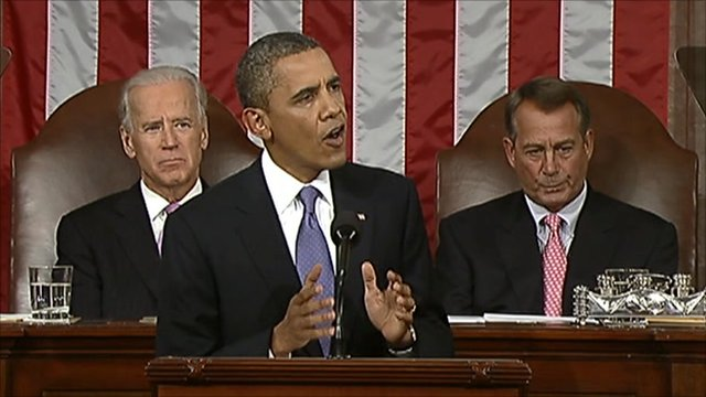 US President Barack Obama speech to Congress