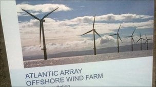 Atlantic Array poster