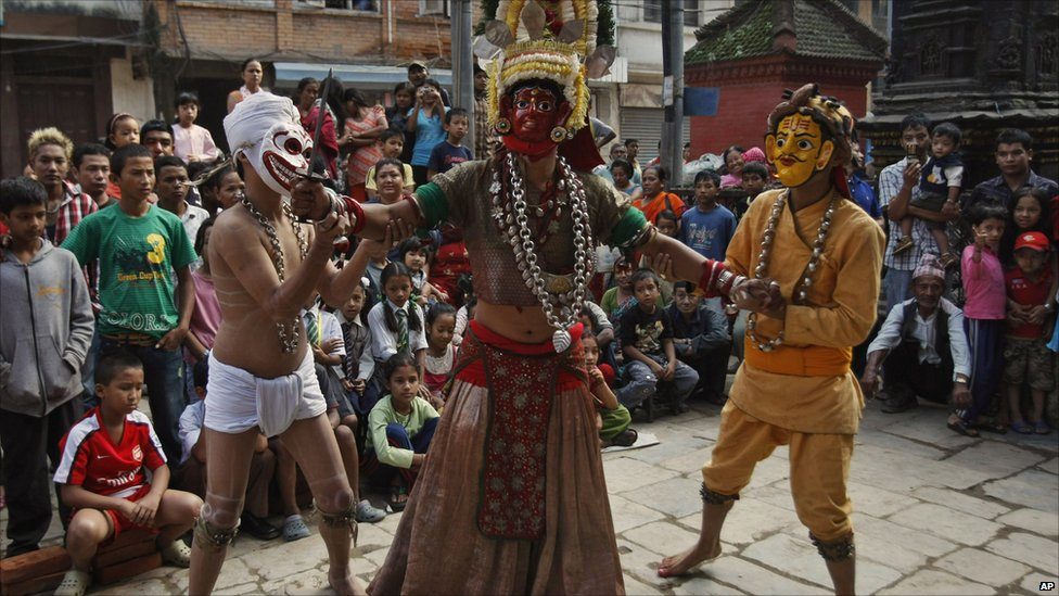 List of festivals in Nepal