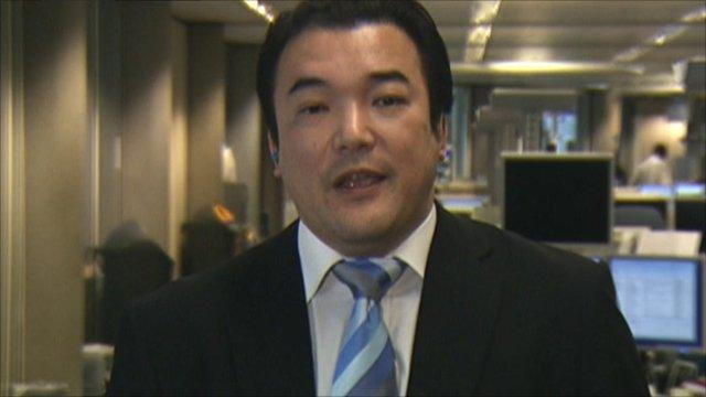 Seijiro Takeshita from Mizuho International