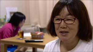 Chihiro's mother