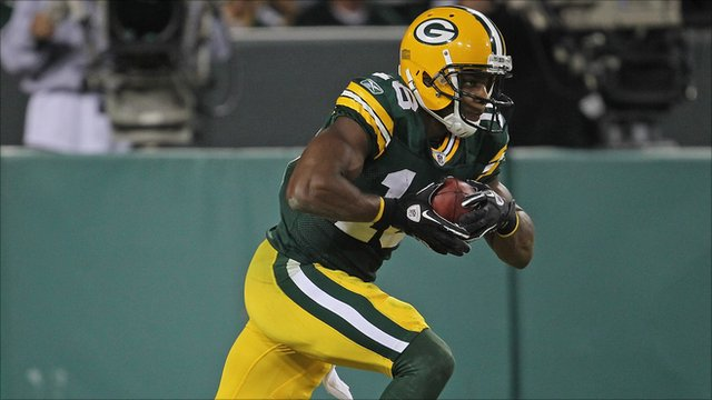 Green Bay Packers' Randall Cobb's monster 108-yard touchdown