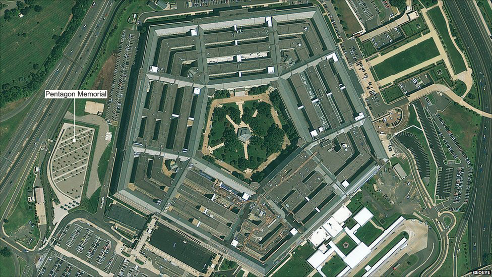Pentagon - taken 22 August 2011