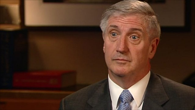 Andy Card, former presidential chief of staff