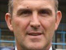 Martin Hayes (DAFC)