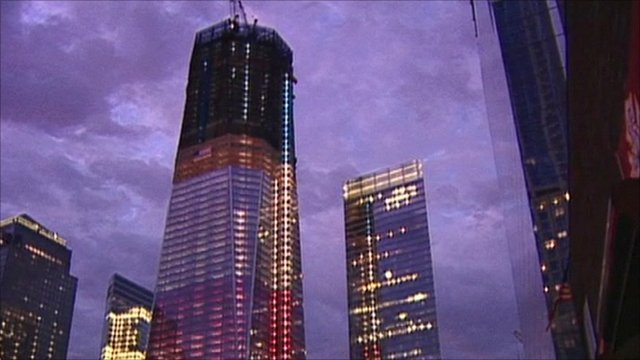 New York's 'ground zero'