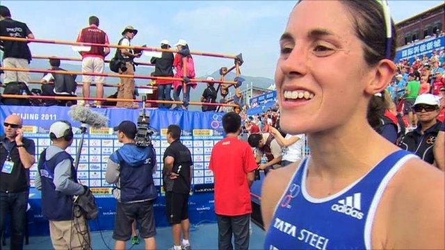 GB's Helen Jenkins