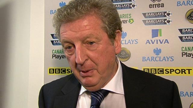 West Brom boss Roy Hodgson happy with first win of season