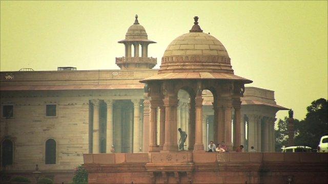 Parliament House, Delhi