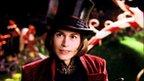 Johnny Depp as Willy Wonka