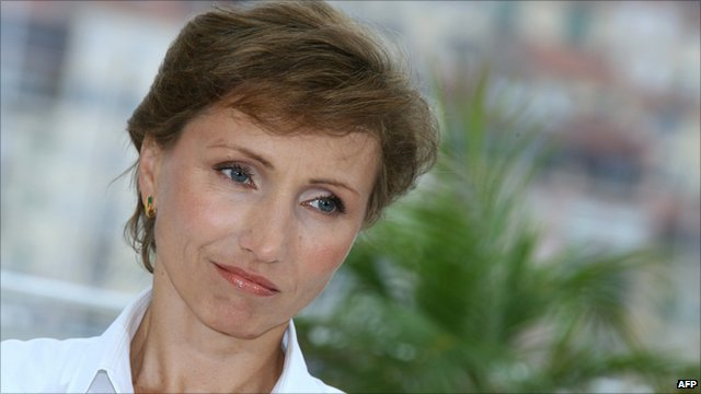 Marina Litvinenko, widow of Alexander Litvinenko