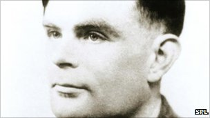 Mathematician Alan Turing