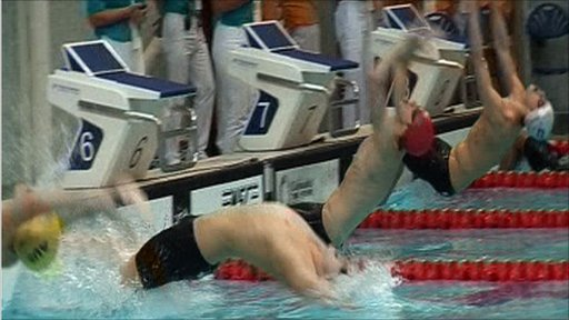Grant Halsall: Commonwealth Youth Games