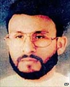Abu Zubaydah, one of the first high-level Al Qaeda captures.