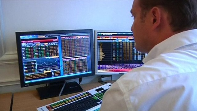 Falls in European and Asian markets on fears that Greece may default