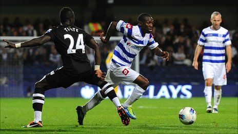 QPR's Shaun Wright-Phillips