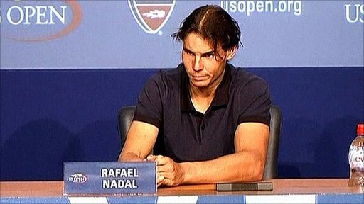 Rafael Nadal - US Open Runner-up