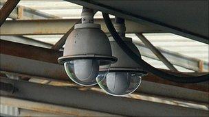 Fulham HD CCTV cameras