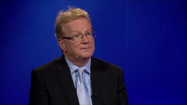 Jackson Carlaw is one of three candidates fighting for the Scottish Tory leader contest