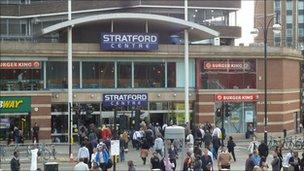 The Stratford Centre
