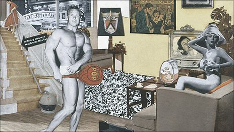Just What Is It that Makes Today's Homes So Different, So Appealing? by Richard Hamilton