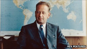Dag Hammarskjold