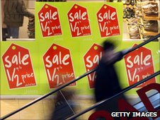 Shoppers hunt out bargains in Birmingham