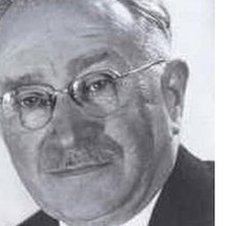 Professor Sir Ludwig Guttmann. Photo courtesy of Buckinghamshire Healthcare NHS Trust