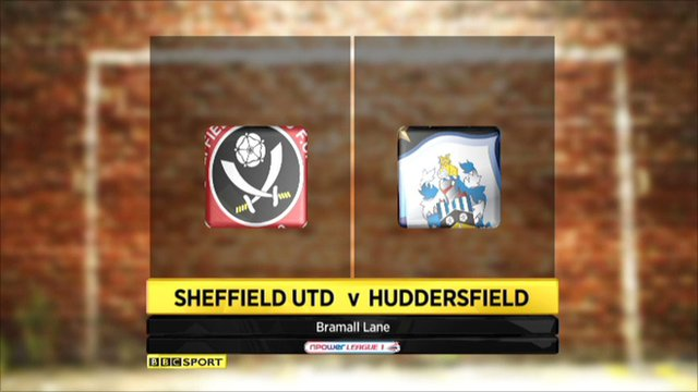 Highlights - Sheffield Utd 0-3 Huddersfield