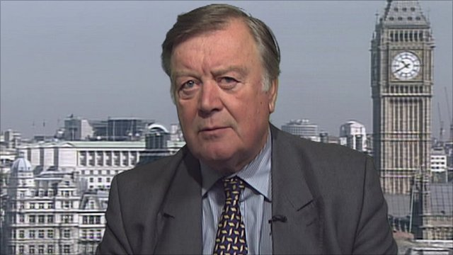 Justice Secretary Ken Clarke