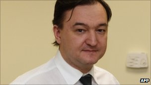 Corporate lawyer Sergei Magnitsky (image from 2006)