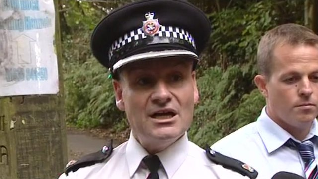 Superintendent Phil Davies of South Wales Police