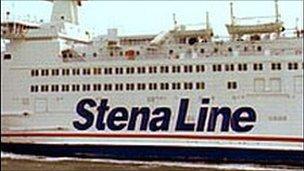 Stena ferry