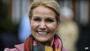 Helle Thorning-Schmidt (Aug 2011)