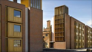 New Somerville College