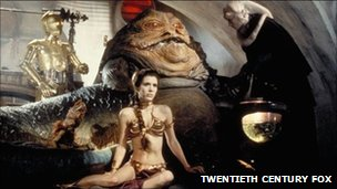 Scene from Star Wars (copyright: Twentieth Century Fox Home Entertainment)