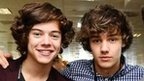 Harry and Liam from One Direction