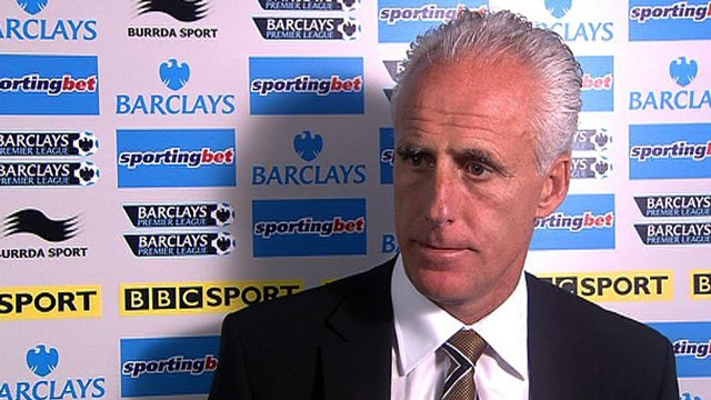Wolves' Mick McCarthy