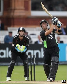 Rory Hamilton-Brown at Lord's