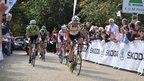 Tour of Britain 2011 in Ipswich, Suffolk