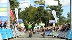 Gediminas Bagdonas wins Tour of Britain 2011 in Sandringham, Norfolk