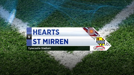 Highlights - Hearts 2-0 St Mirren
