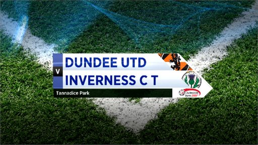 Highlights - Dundee Utd 3-1 Inverness CT