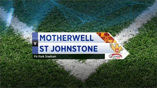 Highlights - Motherwell