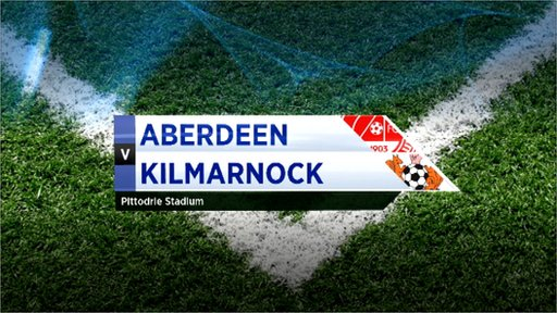Highlights - Aberdeen 2-2 Kilmarnock