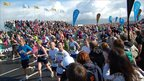 Runners in South Shields